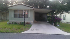 FOR SALE SNOWBIRD  HOME IN FLORIDA