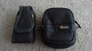 LowePro and Kuny's camera/phone/whatever else cases