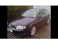 Audi A4 avant 1.9 tdi 2004 130bhp not golf bora Passat volvo