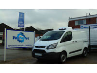 Ford Transit Custom Van 2.0TDCi 270 L1H1 CHILLED WITH OVERNIGHT STANDBY