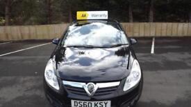 Vauxhall/Opel Corsa 1.4i 16v ( 100PS ) ( a/c ) 2011Model SE Glasgow Scotland