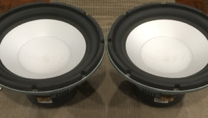 Infinity kappa perfect subwoofers