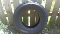 4 GOODYEAR NORDIC TIRES P215/75R15