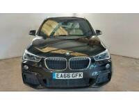 2016 BMW X1 xDrive 25d M Sport 5dr Step Auto Estate Estate Diesel Automatic