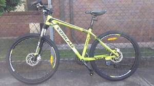 Sell 100% new high quality VORLAD MTB/SHIMANO24sps/hydraulic sys Milton Brisbane North West Preview