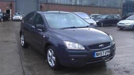 Ford Focus 1.6 115 2008 - 57 PLATE - 9 MONTHS MOT -