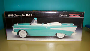1957 Chevy Convertible Jim Beam Whisky Decanter