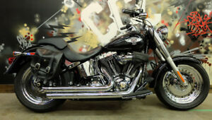 2013 Harley Davidson Fatboy. Everyones approved. $299 per month.