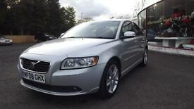 Volvo S40 1.6D 2008 SE Manual Glasgow Scotland