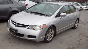 2007 Acura CSX PREMIUM! MANUAL! LEATHER! SUNROOF!ONLY 73500 KM