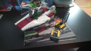 Lego Star Wars A-Wing #6207 Toy Model