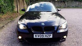 09 BMW 520D M SPORT BUSINESS EDITION AUTO LCI - 1 OWNER - FSH - 530D