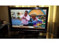 "37"" TECHWOOD LCD FULL HD TV 1080P BULIT IN FREEVIEW"