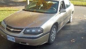 2005 Chevrolet Impala lt Sedan