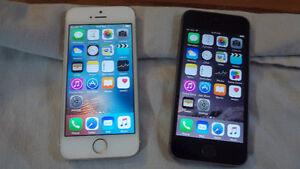 3 Fantastic condition iphone 5s-16gb 250.00 ea.
