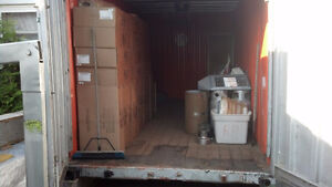 20 ft steel container for salei