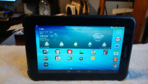 Samsung Galaxy Tab 2 (7.0) Model GT-P3113 (comes with case)