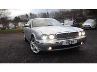 Jaguar XJ Series 2.7TDVi, Diesel, auto XJ Sport Premium Glasgow Scotland
