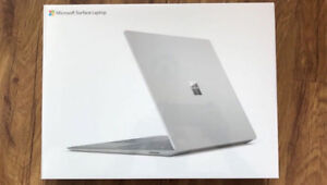 SURFACE LAPTOP 256 GB  i5  8 GB RAM★ SEALED BOX / SCELLÉE !