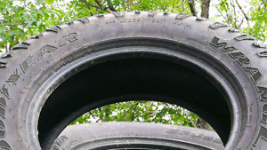 20 inch rims various sizes tires