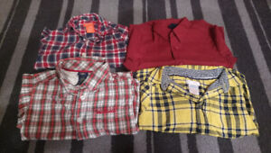 Lot Boy Fall Clothing size 3T