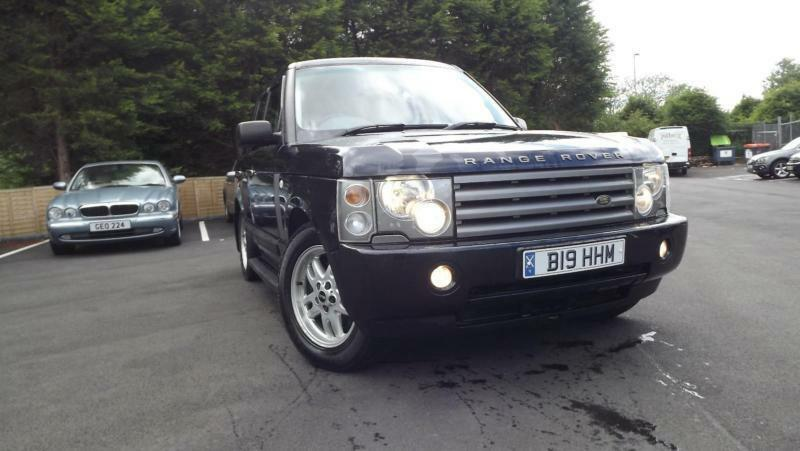 land rover range rover 3 0 td6 auto diesel 2003 se in. Black Bedroom Furniture Sets. Home Design Ideas