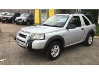Land Rover Freelander 1.8 2004MY S **ONLY 41800 MILES**