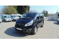Ford Transit Custom Limited 270 2.2TDCi 125PS L1 H1 with Polyshield Conversion