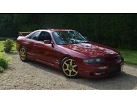 Skyline R33 GTST with Link G4+ ECU
