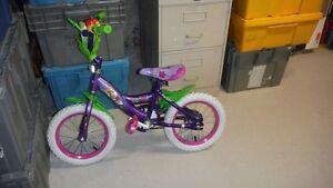 """14"""" Disney Fairies bike"""