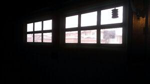 Garage Door glass inserts Edmonton Edmonton Area image 1