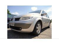 2005 55 Renault Grand Scenic 1.9 diesel 7 seater SH