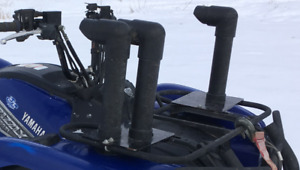 Snorkel kit for Grizzly 700