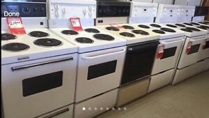 """24 """" APARTMENT STOVES IN STOCK"""