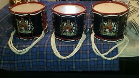 3 Premier 97s Marching Snare Drums for £550 ONO