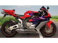 Honda CBR1000RR Fireblade 2006