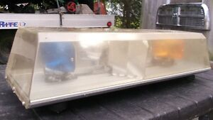 Truck beacon / rotator with Spot lights
