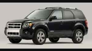 2008 Ford Escape Limited (full) VUS