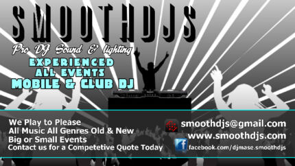 Smoothdjs Pro Mobile & Club DJ (All Events) Sunshine Brimbank Area Preview