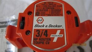 Toupie Black & Decker West Island Greater Montréal image 4