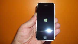 2 fantastic condition iphone 5c-16gb Bell/ Virgin & Roger's