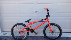 Upgraded Haro 200.3 BMX Bike