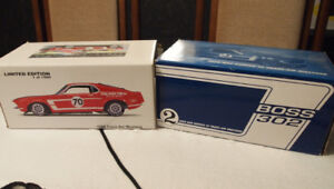 Trans Am Series Diecast collectable Mustang Model Cars