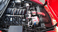 2008 Chevrolet Corvette 3LT Coupe (2 door)