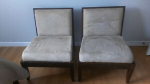 two chairs for $65