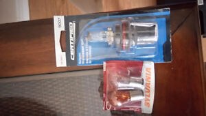 Halogen light and signal light