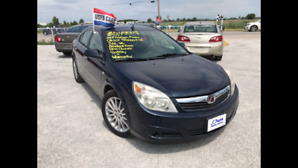 2007 Saturn Aura XR ONLY 93K's! Certified & Warrantied!