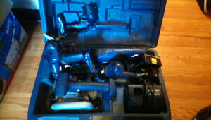 For Sale : Mastercraft Drill Combo needs battery rebuild