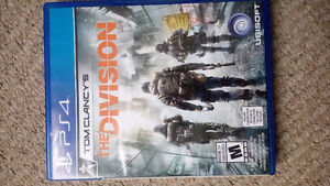 Selling Tom Clancy's: The Division! Excellent quality.
