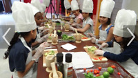 Health cooking classes for kids